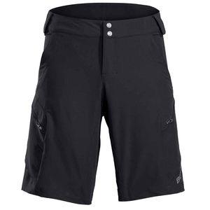 Bontrager Evoke WSD Black Nylon Shorts S